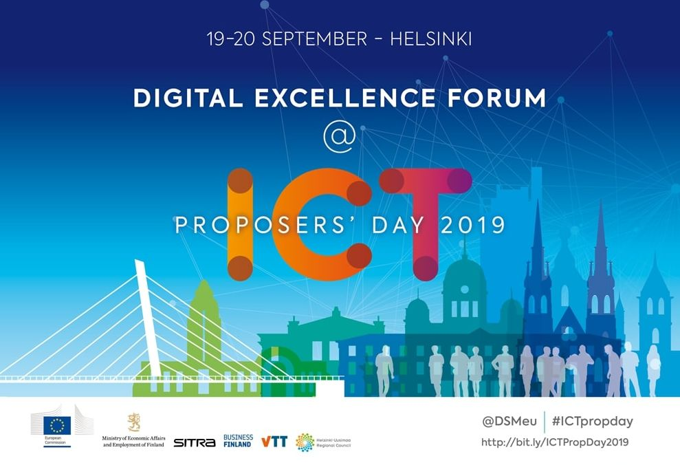 Digital Excellence Forum @ ICT Proposers' Day