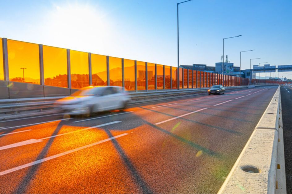 New challenge by the Austrian competence centre: producing electricity with noise barriers